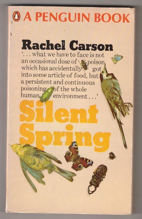a rhetorical analysis of rachel carsons silent spring