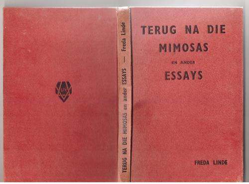 afrikaans essays