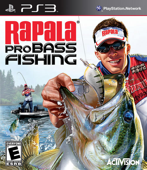 Rapala Pro Bass Fishing (Game Only) (PS3)