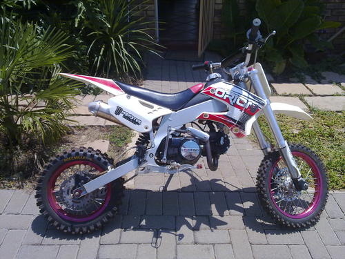 motocross bikes orion 125cc pit bike was sold for r3 500. Black Bedroom Furniture Sets. Home Design Ideas