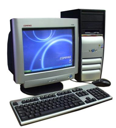 compaq evo d500 desktop. HP COMPAQ EVO 310V DESKTOP PC