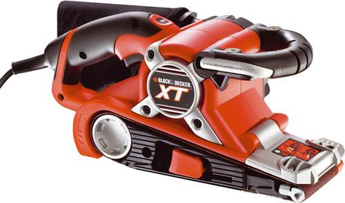 sanders black decker xta80ek variable speed belt sander 750w was sold for on 29 jun. Black Bedroom Furniture Sets. Home Design Ideas