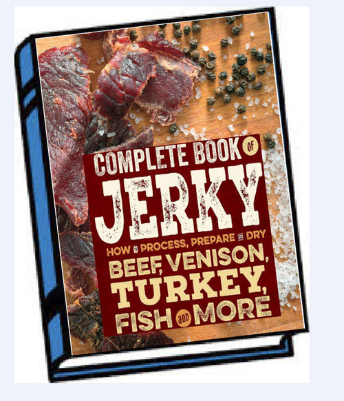 ... Book of Jerky How to Process, Prepare, and Dry EBOOK for sale in