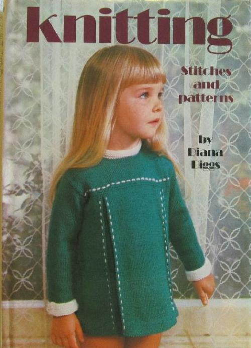 Knitting Stitches And Patterns Diana Biggs : Crafts & Hobbies - Knitting - Stitches and Patterns by Dianna Biggs was l...
