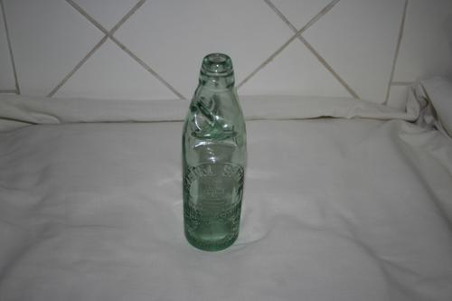 Bottles Collectable Codd Neck Bottle With Internal