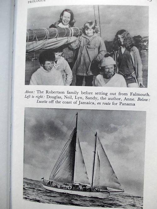 dougal robertson sea survival manual