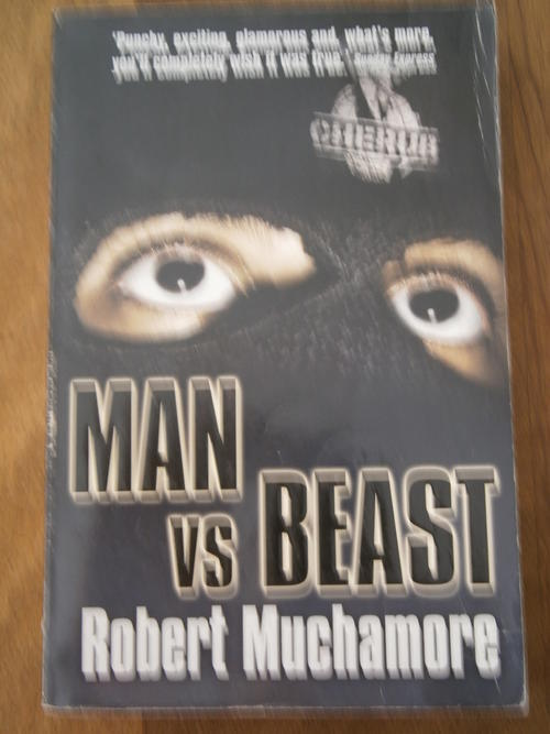Thriller & Adventure - Man vs Beast - Robert Muchamore ...