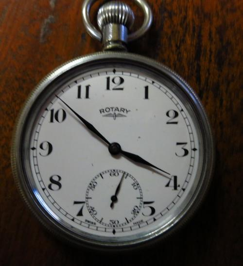 pocket watches rotary pocket was sold for r500 00