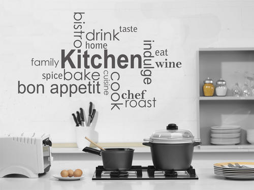 Wall Decals Tasty Kitchen Vinyl Wall Art Words Decal Sticker Home Decor Check Out My Other