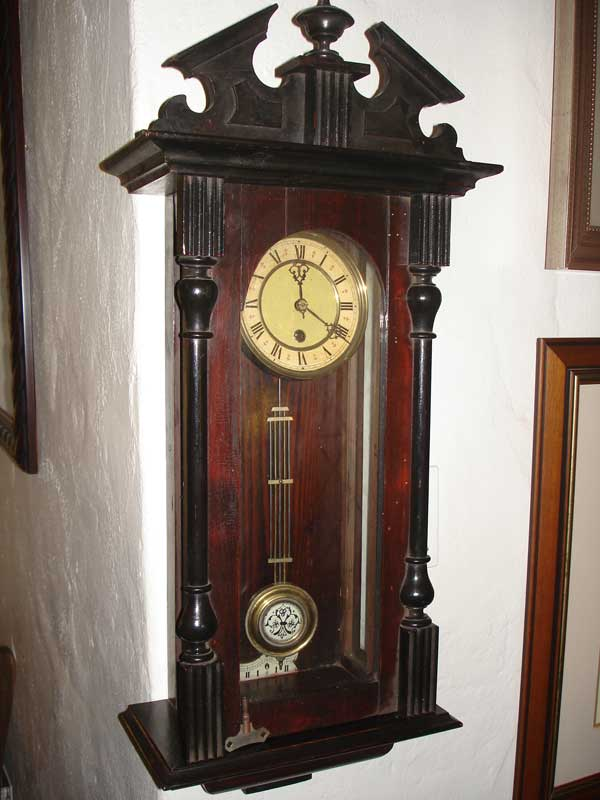 Cuckoo wall clocks antique edwardian pendulum wall clock collection pretoria only was sold - Cuckoo pendulum wall clock ...
