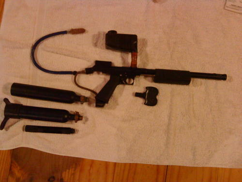 Other Paintball - Armson Pump-Action Paintball Marker was ...