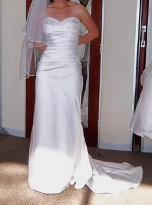 Worn Wedding Dresses 7