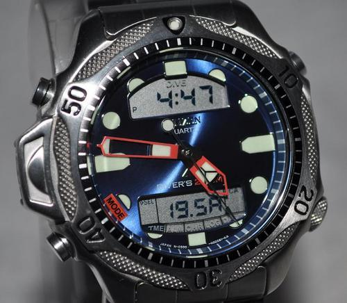 view all >Citizen Divers