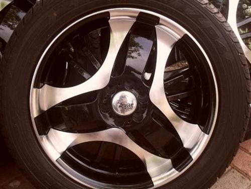 Other Wheels Amp Tyres Set Of 4 Mag Wheels Ssw Stamford