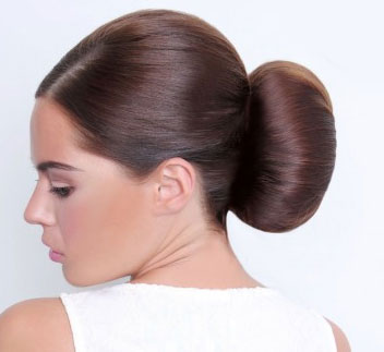 More hairstyle ideas for donut buns