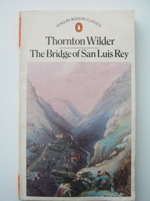 """an analysis of the bridge of san luis rey If you like your theater theatrical – meaning seeing and hearing  """"the bridge of  san luis rey"""" won the pulitzer prize as a novel in 1928 and."""