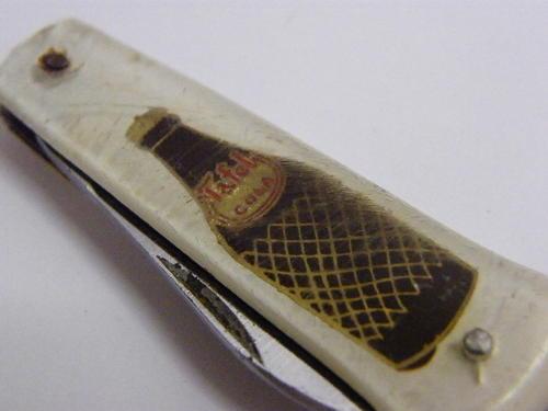 Bar accessories vintage skullers beer tafel cola advertising bottle opener knife as per - Tafel tv vintage ...