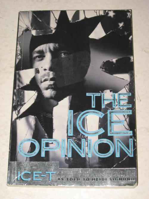 The Ice Opinion: Ice T Ice-T and Heidi Siegmund