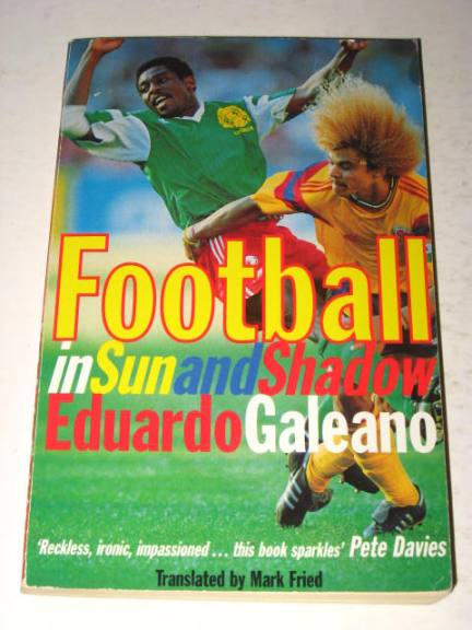 Football in Sun and Shadow - Magazine cover