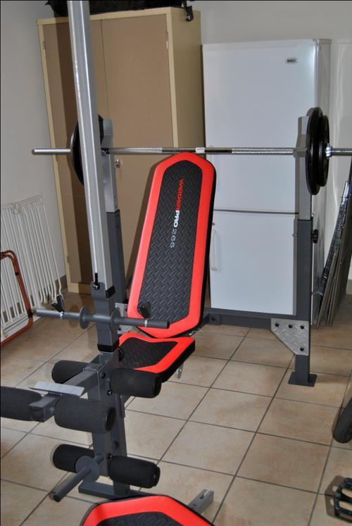 Weider home images pro ots bench