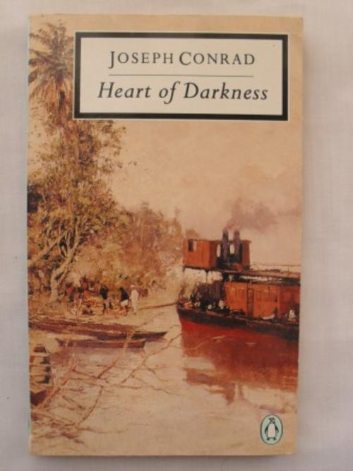 heart of darkness joseph conrad book report Anna christopherson 1 b8 heart of darkness joseph conrad, 1902 novella 117 pages heart of darkness - book report 1 heart of darkness is a story within a story an unnamed narrator at the beginning of the book describes the scenery around him on a ship named the nelly and then spends the rest of the book recounting a story that.