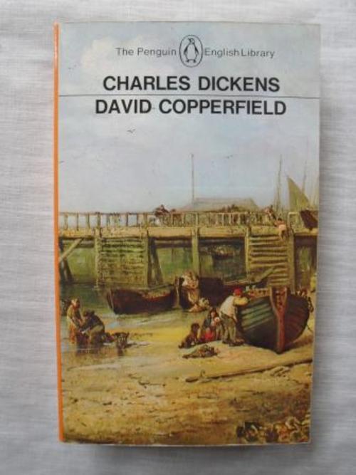 David copperfield book report