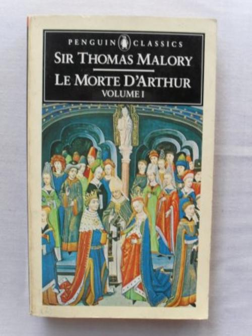 chivalry in sir thomas malorys le morte darthur About sir thomas malory scholars have determined that there were at least six thomas malorys alive in the 1400s when le morte d'arthur was written.