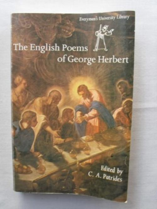 george herbert shaped poems Spatial metaphors pervade and shape his œuvre in a way that sets it apart from   the very fact that george herbert's poems were first published (ater his death.
