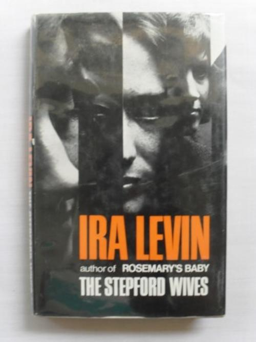 The Stepford Wives by Ira Levin HBDJ Thriller Book 1972 Author Rosemary's Baby