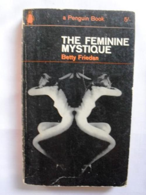a description of the feminine mystique the title of a book written by betty friedan The feminine mystique is a 1963 book written by betty friedan which attacked the popular notion that women of that time could only find fulfillment through childbearing and homemaking.