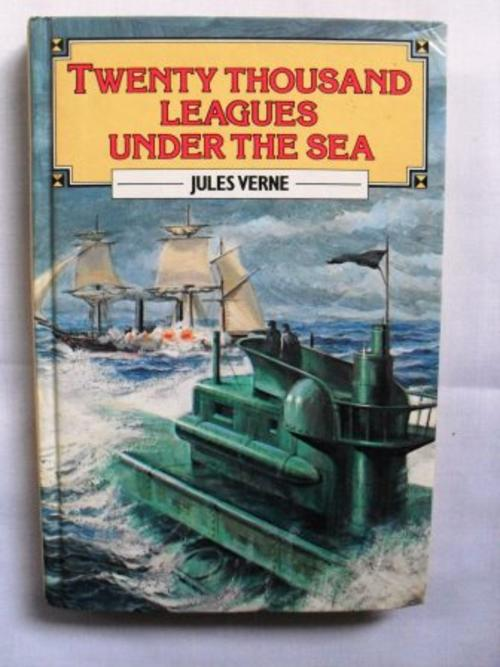 a reading report on twenty thousand leagues under the sea by jules verne Download one of the free kindle apps to start reading kindle doyle and 20,000 leagues under the sea by jules verne twenty thousand leagues under the sea.