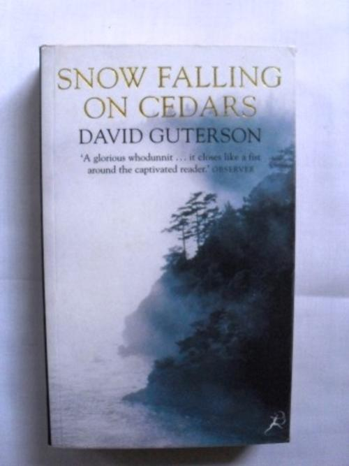racism snow falling cedars david guterson Snow falling on cedars by david guterson get snow falling  racism 1:  kabuo's trial gives the reader the first hint of the quiet racism that pervades the  town.
