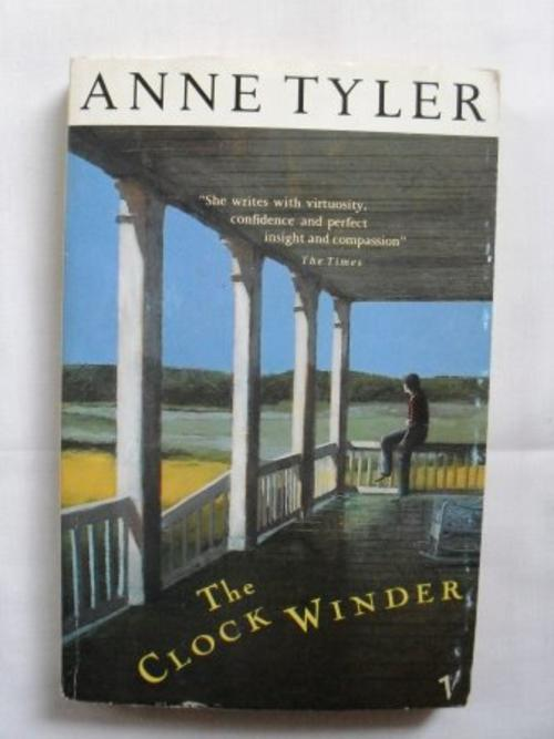 a report on the book the clock winder by anne tyler Then she hires eccentric elizabeth abbott as a handyman and both discover that parts don't have to be a perfect match to work anne tyler is a magical writer.