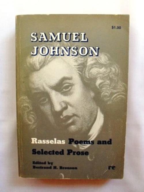 Samuel Johnson: Selected Essays