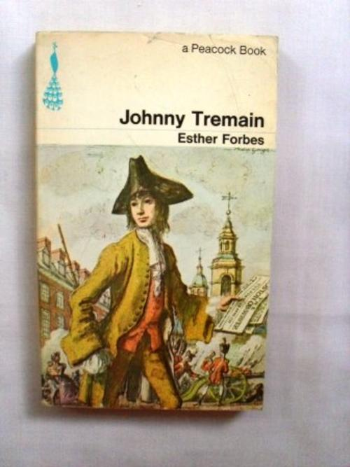 Johnny tremain and book report