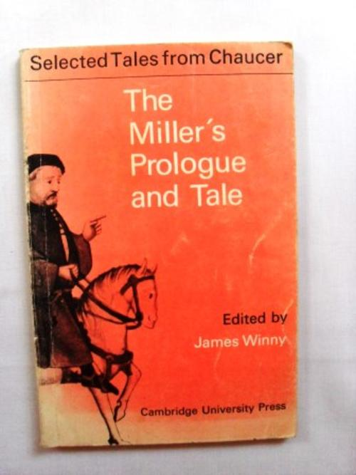 the millers tale by geoffrey chaucer The canterbury tales by geoffrey chaucer by is comprised of 24 tales, including prologues for most of the characters' stories some notable works are the knight's tale, the miller's tale, and the wife of bath's prologue.