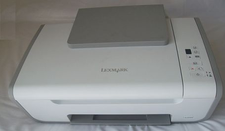 Lexmark X2600 SSO