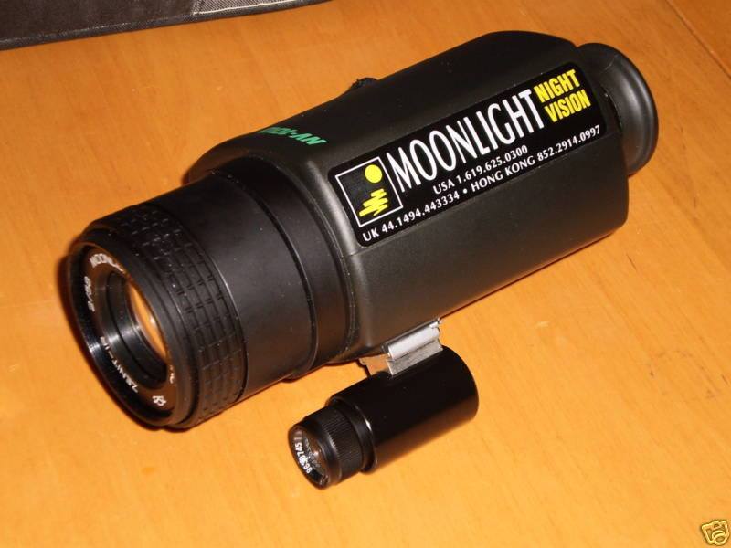 Bargain-Moonlight Night Vision Scope NV-100 by Zenit with IR