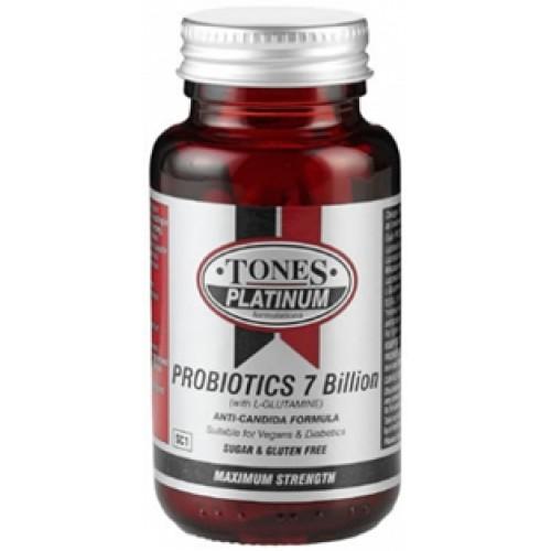 Tones platinum probiotics 7 billion fine