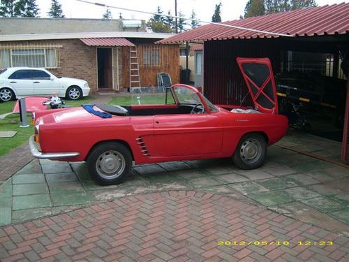 Vintage Cars - 1963 Renault Floride Soft top / Hard top Convertible ...