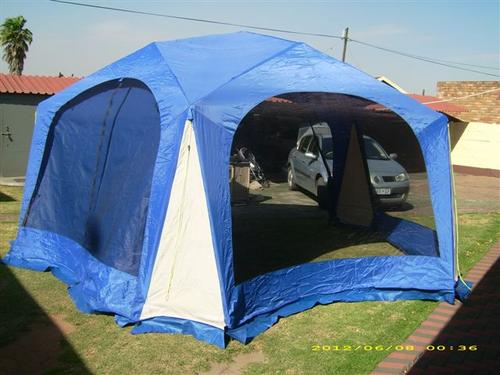 Tents Camp Master Pentagon Screen House Was Sold For