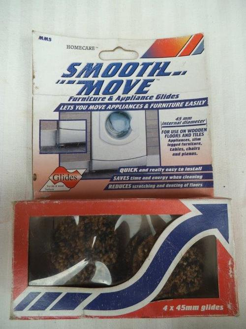 unusual items smooth move furniture appliance glides
