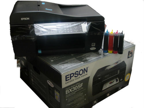 EPSON BX305F PRINTER WITH CONTINUOUS INK SYSTEM