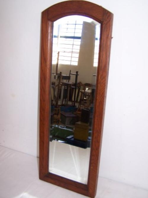 Frames mirrors bevelled mirror long and narrow for Long narrow mirror