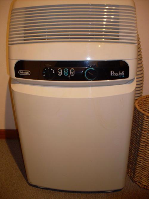 Other heating cooling delonghi pinguino f14 portable - Pinguino de longhi portatile ...