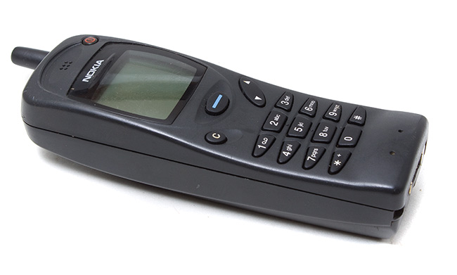 telephones vintage 1997 nokia 3110 battery faulty. Black Bedroom Furniture Sets. Home Design Ideas