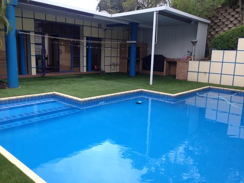 Other building materials diy epoxy pool paint for 10lt was sold for r1 on 7 dec at 10 for Epoxy coating for swimming pools