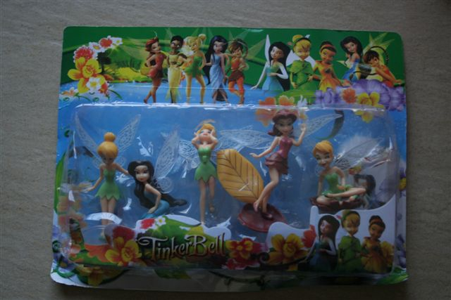 Tinkerbell Cake Toppers South Africa