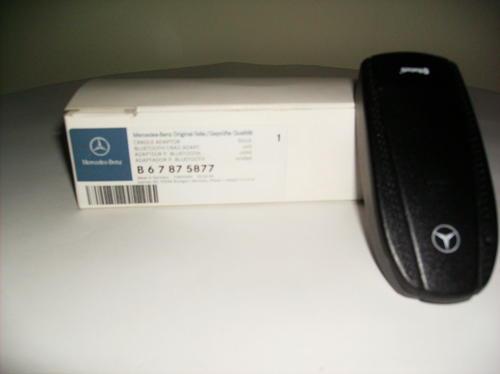 Other electronics mercedes bens bluetooth crad adapter for Mercedes benz bluetooth code