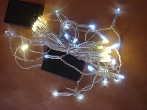 Unusual Items - BATERY OPERATED WHITE FAIRY LED STRING LIGHTS was sold for R14.00 on 26 Oct at ...